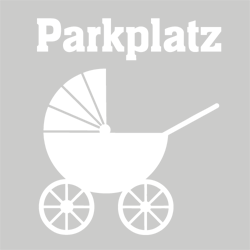 kinderwagenparkplatz